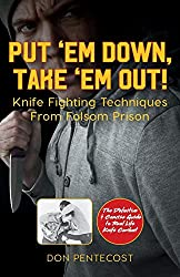 Knife fighting techniques from folsom prison