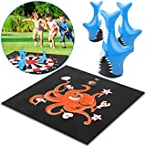 U UZOPI Outdoor Games for Family - Yard Games and Fun Family Games for Kids and Adults, Lawn Darts Outside Games, Indoor Activities, Target Toys