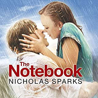 The Notebook                   By:                                                                                                                                 Nicholas Sparks                               Narrated by:                                                                                                                                 Barry Bostwick                      Length: 6 hrs and 3 mins     5 ratings     Overall 4.4