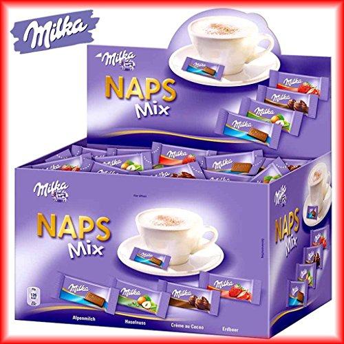 Milka Naps Mix 1702g