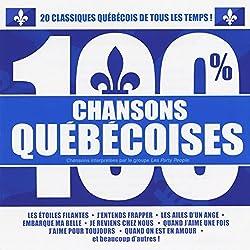 100% Chansons Quebecoises / Various