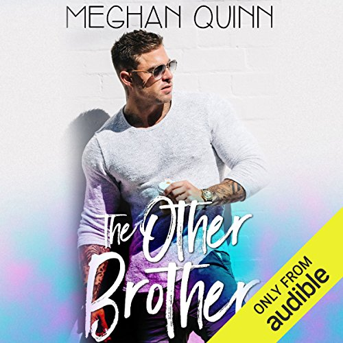 The Other Brother audiobook cover art