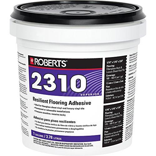 Roberts 2310-1 Vinyl Adhesive, Beige