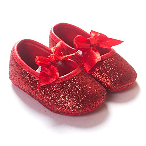 Infant Red Shoes Girls