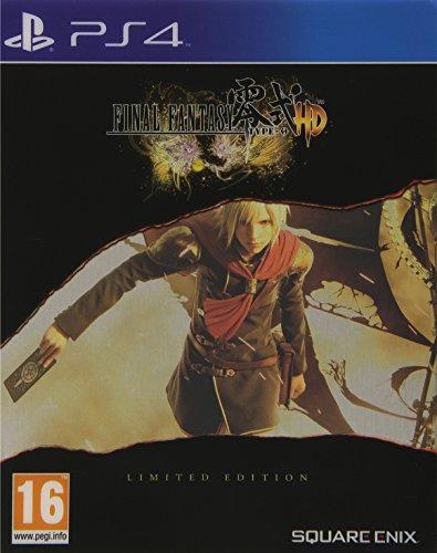 Final Fantasy: Type-0 - HD Limited Edition [Importación Italiana]