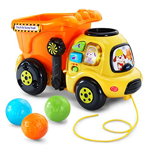VTech Drop and Go Dump Truck Amazon...