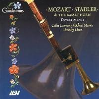 Mozart & Stadler: Divertimenti for Basset-Horns K 229
