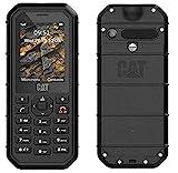 Caterpillar CAT PHONES B26 - Mobile Phone 8MB, 8MB RAM, Dual Sim, Black