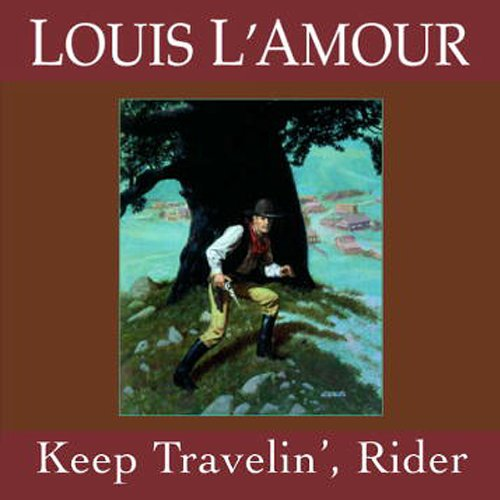 Keep Travelin' Rider (Dramatized) audiobook cover art