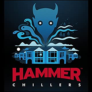 Hammer Chillers audiobook cover art