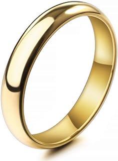 comprar comparacion MunkiMix Ancho 2mm Acero Inoxidable Banda Venda Anillo Ring El Tono De Plata Alianzas Boda Hombre,Mujer