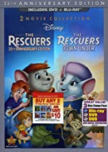 The Rescuers: The Rescuers / The Rescuers: Down Under)
