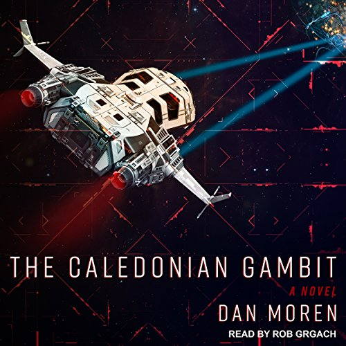 Page de couverture de The Caledonian Gambit
