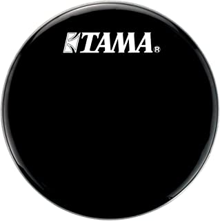 Tama Logo Resonant Bass Drum Head 22 in. Black