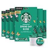 Starbucks Spring Day Blend K Cup Coffee, Spring Blend, 60Count