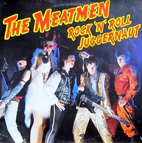 Rock & Roll Juggernaut (1986) [Vinyl LP]