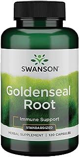 Sponsored Ad - Swanson Goldenseal Root 120 Capsules
