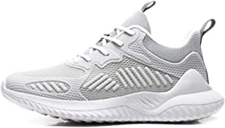8HAOWENJU Men's Sneakers, Lightweight and Comfortable Tennis Shoes, Fashion Mesh, Breathable, Casual Road Running Shoes, A Variety of Colors to Choose from