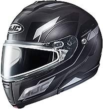 HJC CL-Max 3 Flow Men's Snowmobile Helmet With Electric Shield - MC-10 / Medium