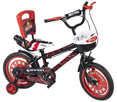 Speed Bird Sports Kids Cycle 14-T Baby Cycle for Boys & Girls - Age Group 3-6 Years (Red)