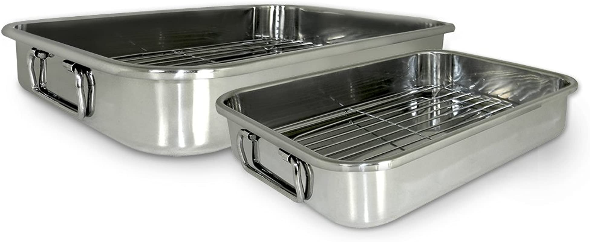 Cook Pro 561 4 Piece All In 1 Lasagna And Roasting Pan