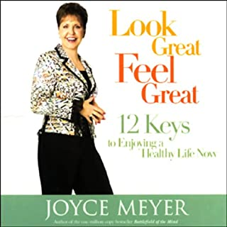 Look Great, Feel Great audiobook cover art