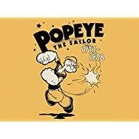 Popeye The Sailor: Season 1 or 2 SD Digital
