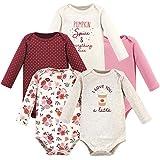 Hudson Baby Unisex Baby Cotton Long-sleeve...