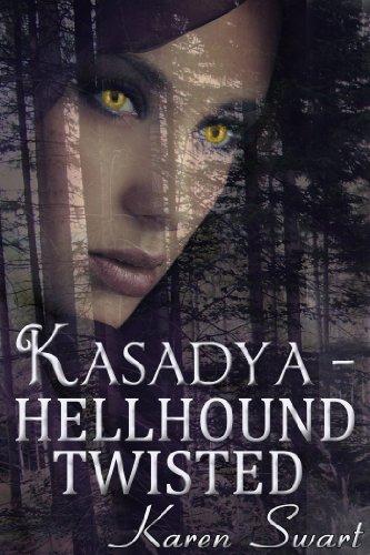 Book: Kasadya Hellhound Twisted by Karen Swart