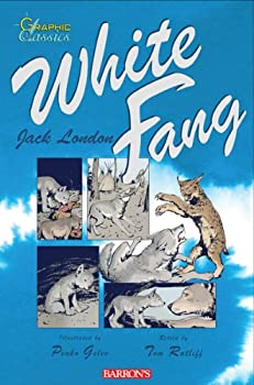 Paperback White Fang (Graphic Classics) Book
