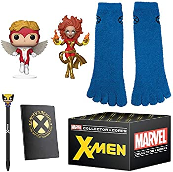 Marvel Collector Corps: Funko Subscription Box (X-Men Theme)