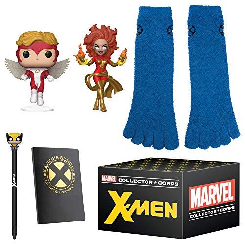 Marvel Collector Corps: Funko Subscription Box - X-Men Theme, January 2019