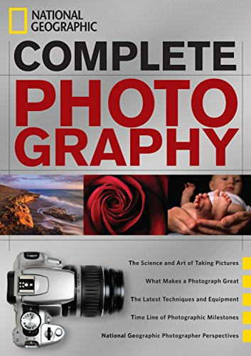 Compare Textbook Prices for National Geographic Complete Photography  ISBN 9781426207761 by National Geographic,Scott S. Stuckey,James P. Blair,Priit Vesilind