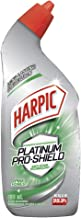 Harpic 500ml Platinum Pro-Shield Toilet Cleaner/Disinfectant Gel Pine Forest