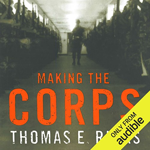Making the Corps cover art