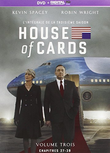 House of Cards-Saison 3 [DVD + Copie Digitale]