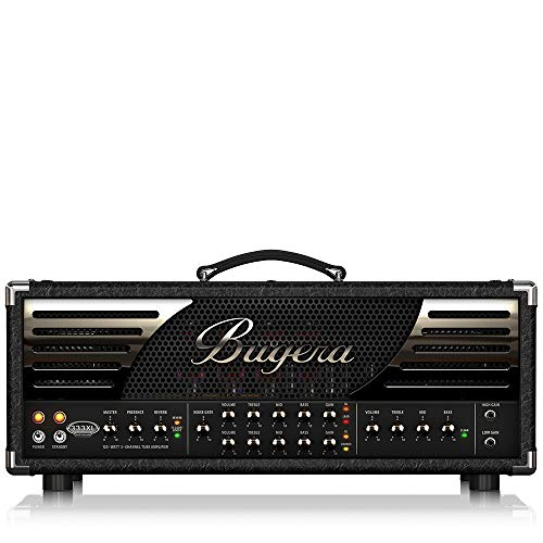 Bugera 333XL Amplificador guitarra infinium amplific valvulas 120 w