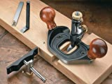 Cleaning Dados with a Router Plane