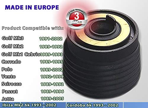 [TUV 640] Dorado Tuning Lenkradnabe/Boss Adapter Kit/Nabe Schnellentriegelung
