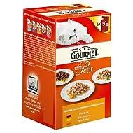 Gourmet 48 x Mon Petit Poultry 50g
