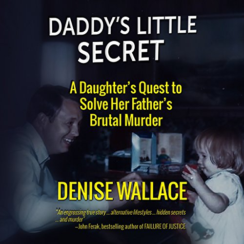 Daddy's Little Secret audiobook cover art