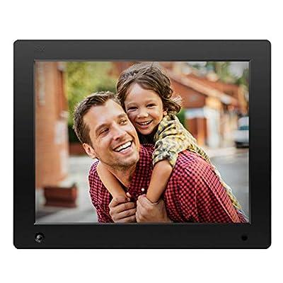 NIX Advanced igital Photo & HD Video Frame, with Hu Motion Sensor, USB/SD Card Playback and One Year Warranty
