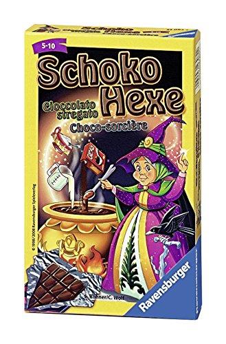 Ravensburger Mitbringspiele 23082 - Schoko Hexe