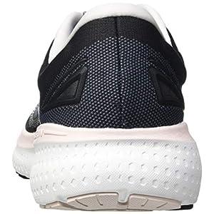 Brooks Glycerin 19 Women's Neutral Running Shoe - Black/Ombre/Primrose - 7.5