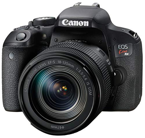 Canon デジタル一眼レフカメラ EOS Kiss X9i 高倍率ズームキット EOSKISSX9I-18135ISULK