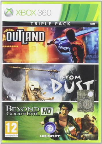 Beyond Good & Evil + Outland + From Dust - Compilation [Importación italiana]