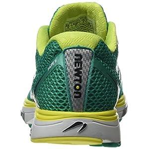 Newton Running Fate II Women's Running Shoe, Zapatillas Mujer, Verde (Green/Yellow), 38.5 EU
