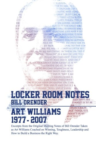 Locker Room Notes: Bill Orender