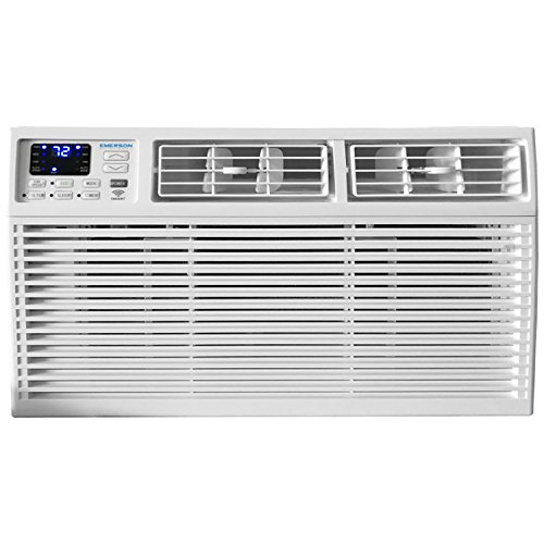 Emerson Quiet Kool EARC8RSE1 8000 BTU 115V, White Window Air Conditioner with Remote Control with Smart Wi-Fi, WiFi