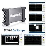 Osciloscopio de diagnóstico automotriz Hantek 6074BE 4 canales Ancho de banda 70Mhz Osciloscopio automotriz USB digital Portrail Osciloscopio Herramienta de diagnóstico